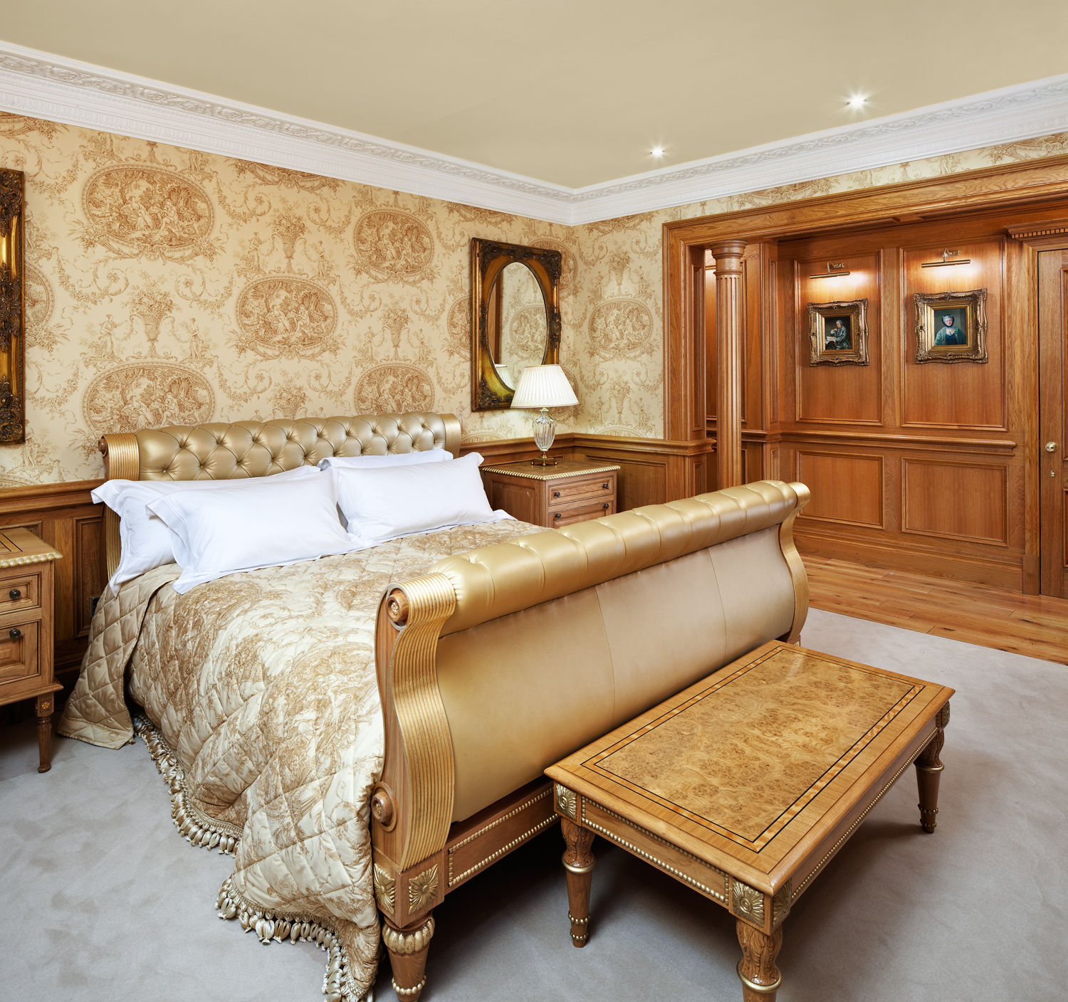 Neale Smith Photography Clive Christian - Clive christian bedroom furniture